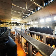 Photo taken at Centrale Montemartini by Claudio T. on 11/8/2014