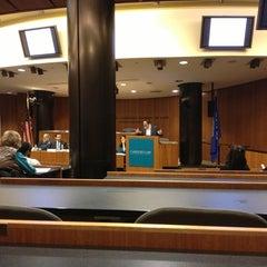 Photo taken at Benjamin N. Cardozo School of Law by Aaron M. on 2/10/2013