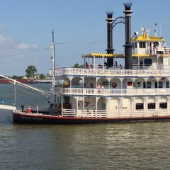 Photo taken at The Mississippi River by Ben H. on 9/15/2013