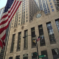 Photo taken at Chicago Board of Trade by Ben H. on 5/8/2015