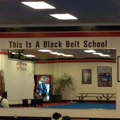 Photo taken at Deaton Karate Studio by Kerry K. on 9/28/2013