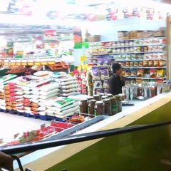 Photo taken at Carrefour by Bela I. on 1/1/2013
