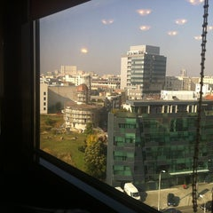 Photo taken at Hotel International by Alexandra C. on 10/11/2013