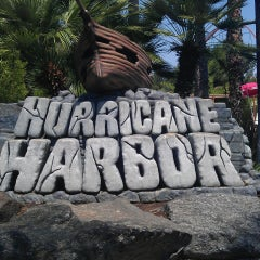 Photo taken at Six Flags Hurricane Harbor by Adriana D. on 7/20/2013