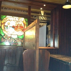 Photo taken at The Irish Sea Tavern by Alfredo A. on 10/27/2012