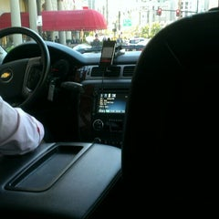 Photo taken at In an @Uber_Bos by @BostonAttitude on 9/19/2013