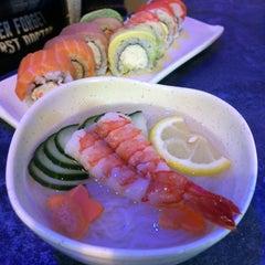 Photo taken at Tora Sushi by Meowby L. on 11/7/2015