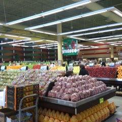 Photo taken at Pete's Fresh Market by Erick E. on 11/4/2012