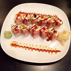 Photo taken at Nobori Sushi by David A. on 2/25/2015