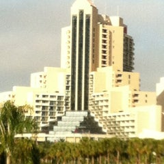 Photo taken at Orlando World Center Marriott by John G. on 1/6/2013