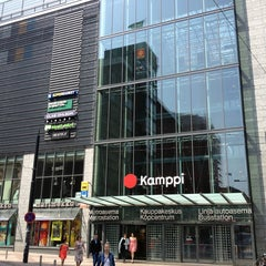 Photo taken at Kauppakeskus Kamppi by Valery S. on 6/1/2013