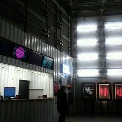 Photo taken at Kino Nowe Horyzonty by Ola A. on 1/6/2013