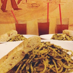 Photo taken at Pasta Plate by Rhenz A. on 5/7/2015