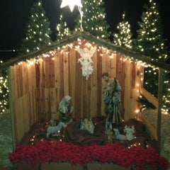 Photo taken at St. Francis Of Assisi Church by Ashur T. on 12/25/2012
