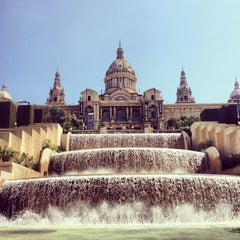 Photo taken at Museu Nacional d'Art de Catalunya (MNAC) by Zach L. on 5/2/2013