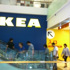 Photo taken at IKEA 宜家家居 by Masaru Y. on 9/6/2013