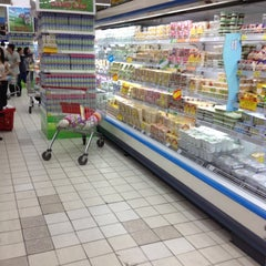 Photo taken at Big C Mien Dong by Thuận N. on 11/18/2012