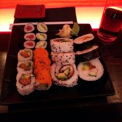Photo taken at Sushi Me by Esteban D. on 1/31/2015