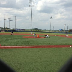 Photo taken at Lenz Field by William K. on 6/21/2013