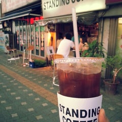 Photo taken at STANDING COFFEE by Eunae P. on 9/15/2013