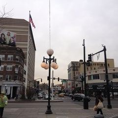Photo taken at Journal Square by Dalvin M. on 1/25/2013