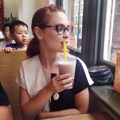 Photo taken at LongJi Hong Kong Restaurant by Eva S. on 8/4/2014