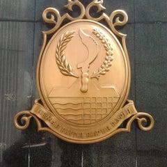 Photo taken at Monumen Perjuangan Rakyat Jawa Barat by Wawan Darmawan on 12/23/2012