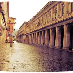 Photo taken at Corso Vittorio Emanuele II by Maurizio M. on 1/16/2013
