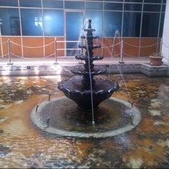 Photo taken at Perpustakaan STAN by Bayu F. on 10/8/2012