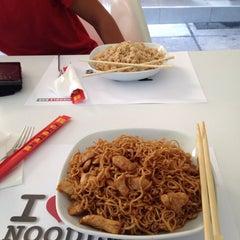 Photo taken at Noodle Bar by Sevos S. on 9/10/2014