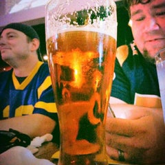 Photo taken at Buffalo Wild Wings by Tyler G. on 4/30/2015