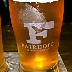 Photo taken at Fairhope Brewing Company by Robert W. on 6/9/2015