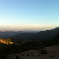 Photo taken at Cumbre Cuesta La Dormida by Ro D. on 12/16/2012