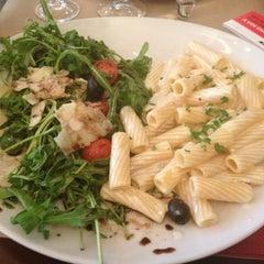 Photo taken at San Remo Pizzeria by Elena M. on 6/7/2013