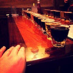 Photo taken at Boulder Creek Brewery & Cafe by Austin L. on 12/28/2014