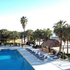 Photo taken at Charleston Harbor Resort & Marina by Laurel O. on 2/21/2013