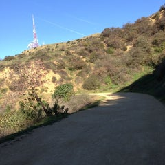 Photo taken at Hollyridge Trail by Tom P. on 2/22/2013