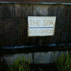 Photo taken at The Spa - Los Gatos by Lisa M. on 10/14/2012