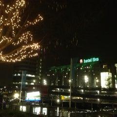Photo taken at ibis Amsterdam Centre by Lisa B. on 2/15/2013