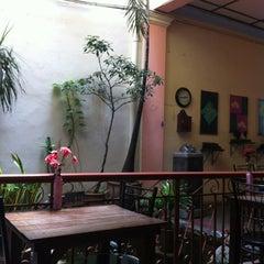 Photo taken at Bulldog Cafe by Jim T. on 3/3/2012