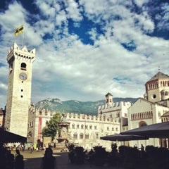 Photo taken at Piazza Duomo by Tiana K. on 7/5/2013