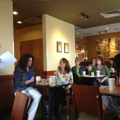 Photo taken at Panera Bread by Donna L. on 4/18/2013