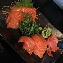 Photo taken at Sushi Lounge by Alex P. on 3/27/2015