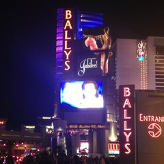 Photo taken at Bally's Hotel & Casino by Angela T. on 11/27/2012