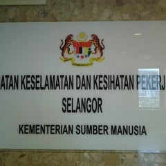 Photo taken at JKKP Selangor by Ujang D. on 3/6/2013