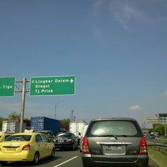 Photo taken at Jalan Tol Prof. DR. Ir. Sedyatmo by @TravelAwan on 8/31/2013