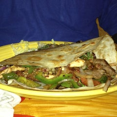 Photo taken at Los Gallos Authentic Mexican Restaurant and Sports Cantina by Rodney R. on 12/27/2012