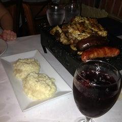 Photo taken at Argentango Steakhouse by Thomas R. on 2/11/2013