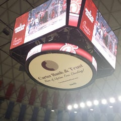 Photo taken at Vines Center by Joey B. on 3/1/2014