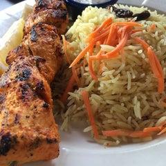Photo taken at Bamiyan Afghani Restaurant by Dana M. on 5/24/2014